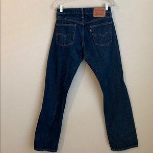 Levi's Men's 514 Slim Straight Leg Jeans 30x32